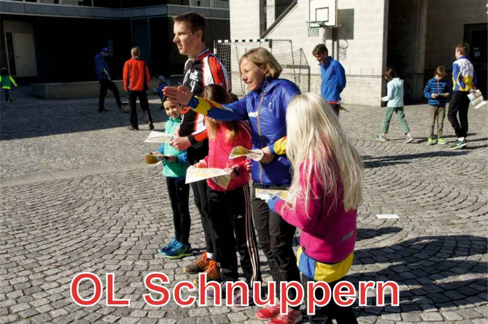 OL Schnuppern